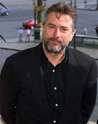 Click here to see more pictures from Robert Deniro
